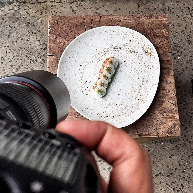 Now shooting pictures at Michelin-Star Restaurent Frederikshøj on beautiful Wood from @byloth #raisfoto #lovemyjob #wassim #wassimhallal #wh #frederikshøj #aarhus #food #instafood #michelinstar #michelin #gourmet #amazing #chefstalk #gastroart