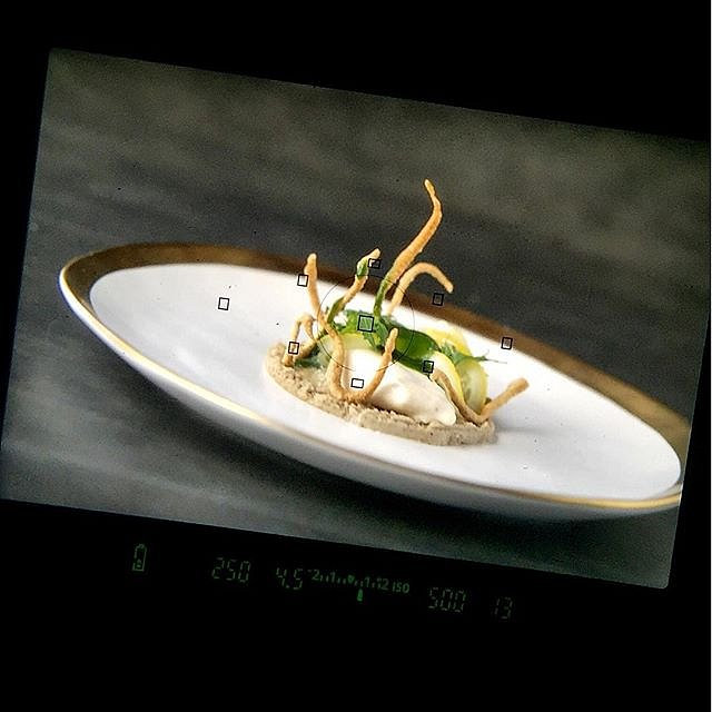 Shooting food in Hahnenklee, Germany today  #raisfoto #lovemyjob #food #gourmet #harz #harzen #germany #hahnenklee #chefstalk #cookniche