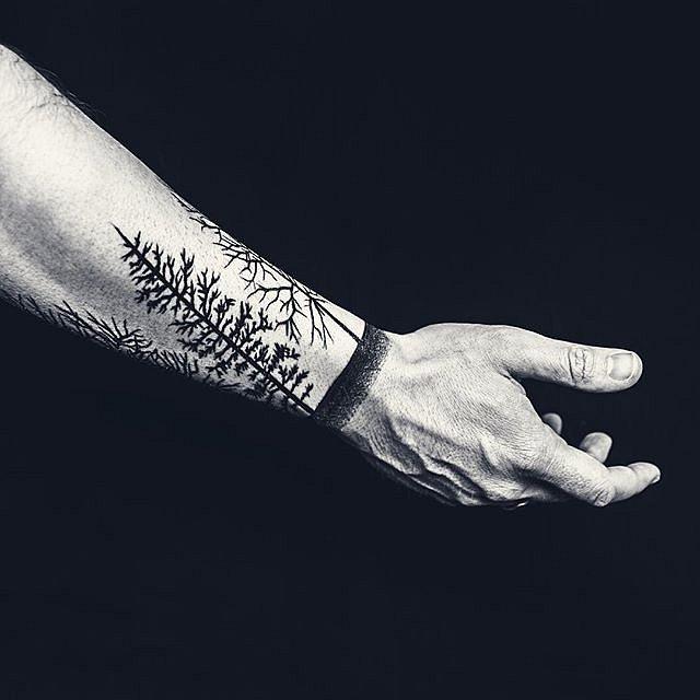 Love the work @janemedusa from @sinnersinktattoo did on my arm last week!  #raisfoto #tattoo #arm #trees #beautiful #blackandwhite #tattoo #tattoos #tat #ink #inked #TagsForLikes #TFLers #tattooed #tattoist #art #design #instaart #instagood #sleevetattoo